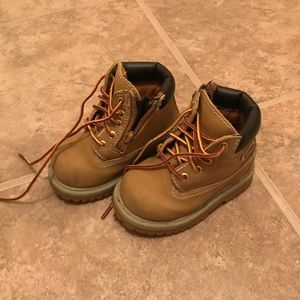 🌼4 for $10🌼 Baby Work Boots!